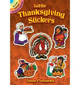 Little Thanksgiving Stickers