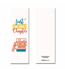 Bookmark- One More Chapter