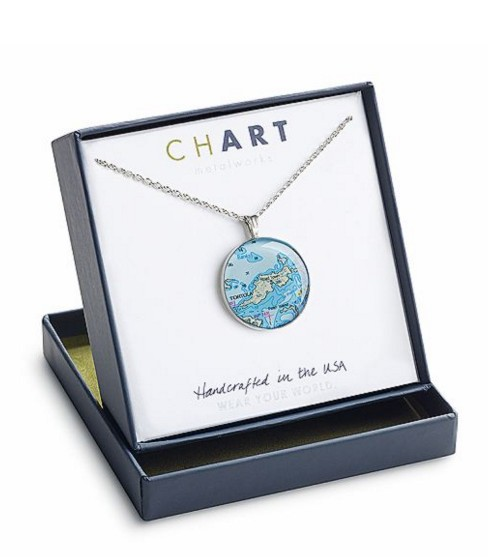 ChART Metalworks Peltro Classic Necklace