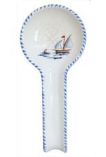 Abbiamo Tutto Sailboat Spoon Rest