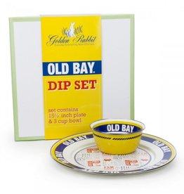 Golden Rabbit Old Bay Dip Set