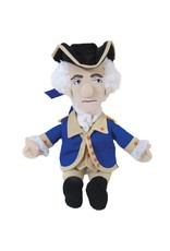 Unemployed Philosophers Guild Little Thinker Doll, George Washington