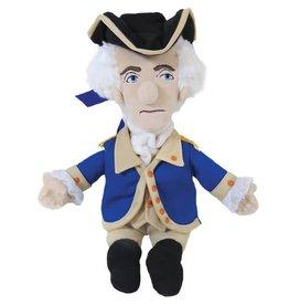 Unemployed Philosophers Guild Little Thinker Doll, George Washington