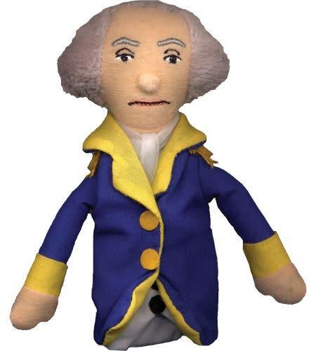 Unemployed Philosophers Guild Magnetic Personalities Puppet - George Washington