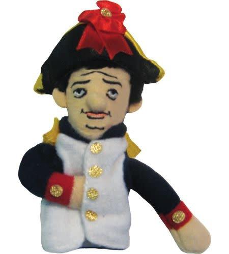Unemployed Philosophers Guild Magnetic Personalities Puppet - Napoleon