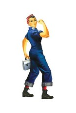Quotable Notables - Rosie the Riveter