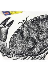 Crab Tea Towel