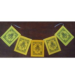 Flag Banner - Bees