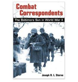 Sterne- Combat Correspondents (pb)