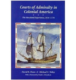 Courts of Admiralty in Colonial America