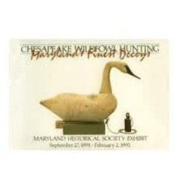 Exhibit Catalog- Chesapeake Wildfowl Hunting (pb)