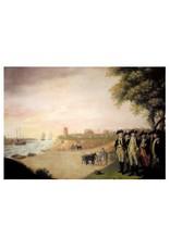 Print - Washington and His Generals at Yorktown