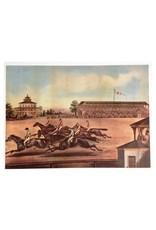 Print - Pimlico Race Course, c. 1871