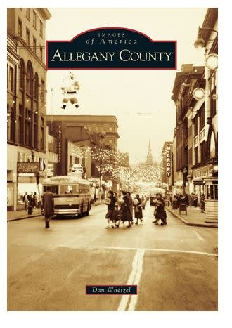 Images of America: Allegany County