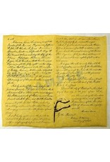 Historic Document - Emancipation Proclamation