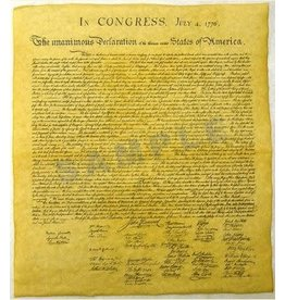 Historic Document - Declaration of Independence