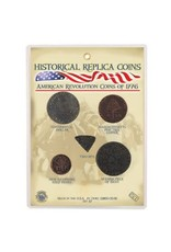 Replica Coin Set - Amer. Revolution 1776