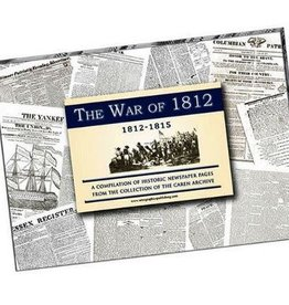 Newspaper Set - War of 1812