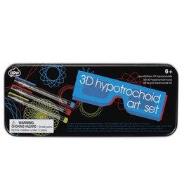 3D Hypotrochoid Art Set