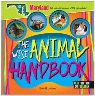 Arcadia Publishing The Wise Animal Handbook: Maryland