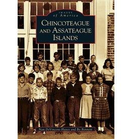 Arcadia Publishing Devincent-Hayes- Chincoteague and Assateague Islands