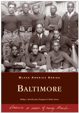 Arcadia Publishing Pryor-Trusty- Baltimore, Black America Series