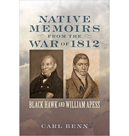 Johns Hopkins University Press Native Memoirs From the War of 1812