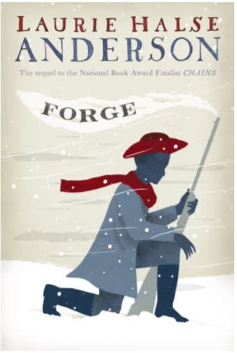Forge by Laurie Halse Anderson