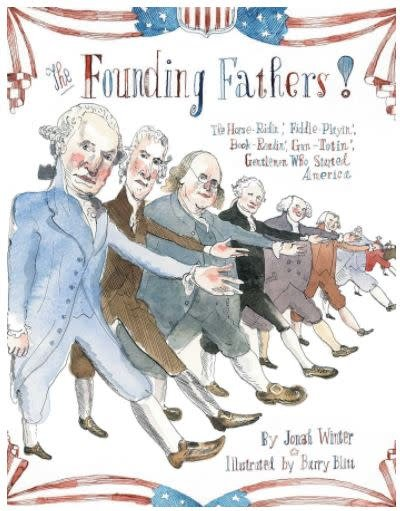 Winter- The Founding Fathers!