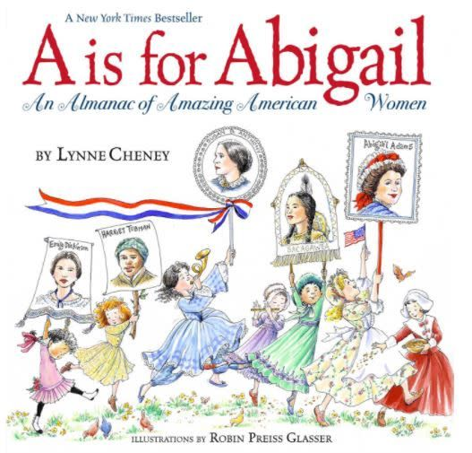 Cheney- A is for Abigail