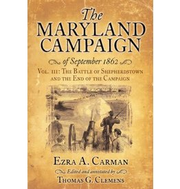 The Maryland Campaign of September 1862, Vol III