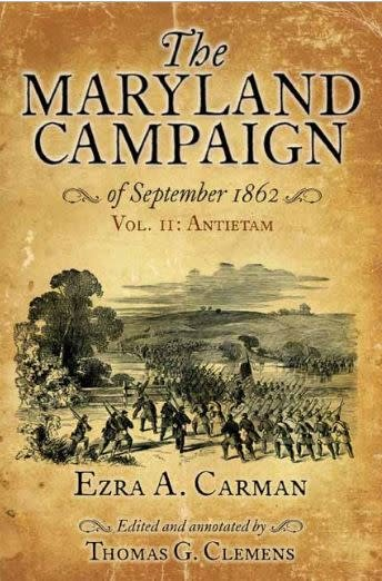 The Maryland Campaign of September 1862, Vol II