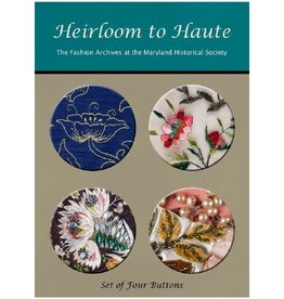 Fashion Archives Button Set - Heirloom to Haute