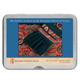 Fashion Archives Note Card Set - 19th & 20th C. Details