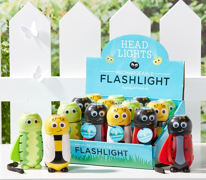 Children's Rechargeable Flashlight