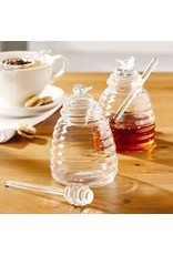 Honey Pot with Honey Comb