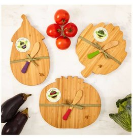 Farm-to-Table Cutting Board & Spreader