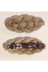 Rope Barrette, Large