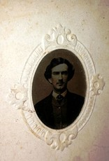Small Framed Daguerreotype 19th Century (possible reproduction)