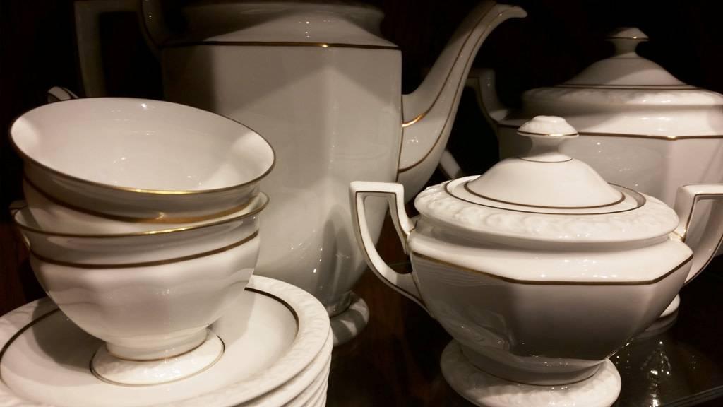 Rosenthal Coffee & Tea Set, ca. 1927