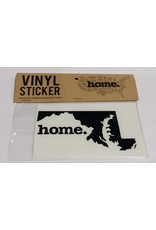 Home State Apparel Vinyl Decal Sticker-