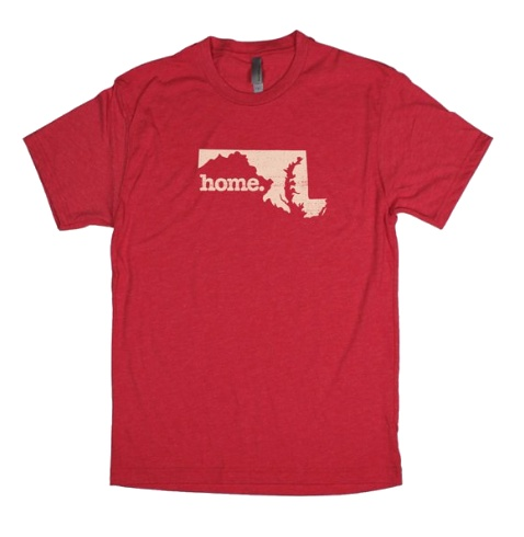 Home State Apparel home. Adult T-Shirt