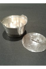 Gorham Silver-Plated Butter Tub
