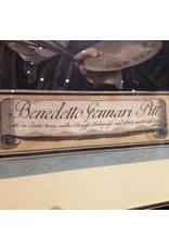 Framed Italian Engraving - Benedetto Gennari