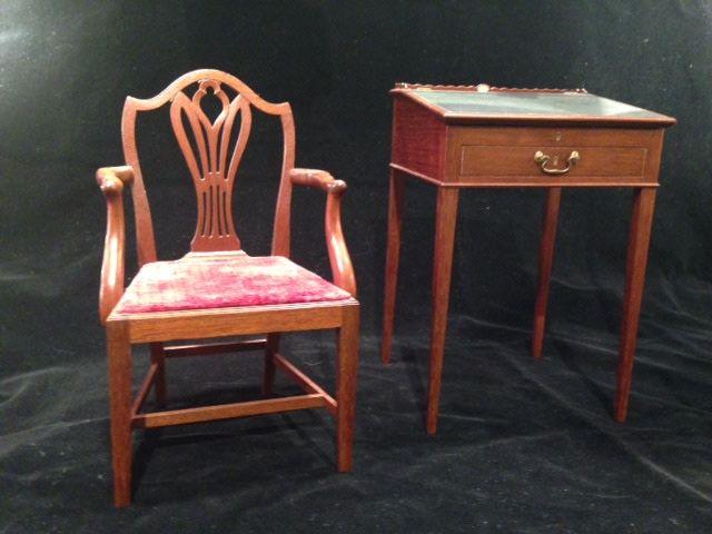 John Shaw Replica Desk Set