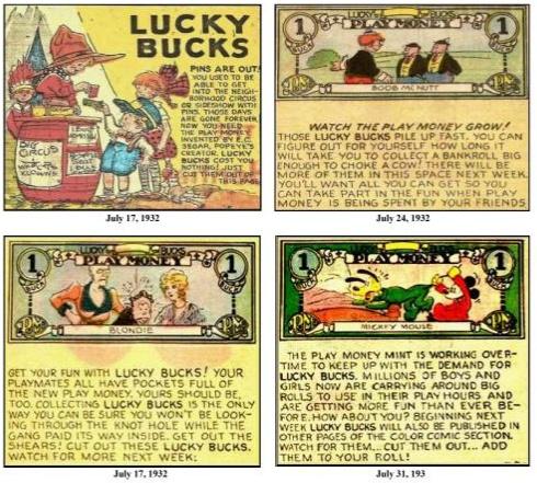 Lucky Bucks