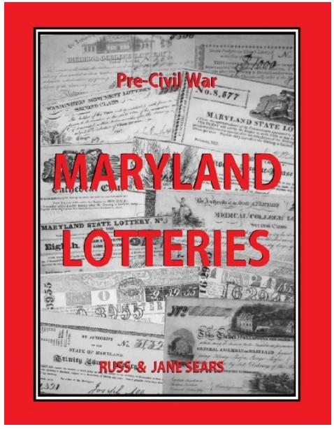 Pre-Civil War Maryland Lotteries