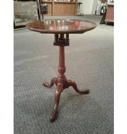 Enrico Liberti Mahogany Side Table