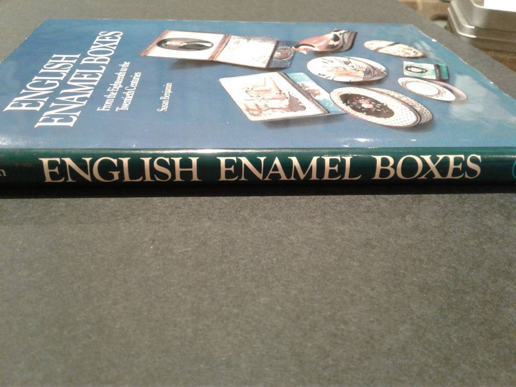 English Enamel Boxes, 1st ed. (used)