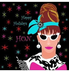 Single Card- Holiday Hon